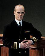 Zeljko Ivanek as Captain Queeg in The Caine Mutiny Court-Martial