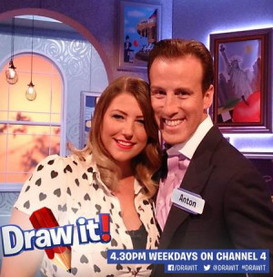 Strictly star Anton Du Beke: 'I'd love to be the next Brucie. He's my ...