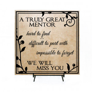 ... Retirement Gift, Thank you, Appreciation Gift, Thank you quote, We
