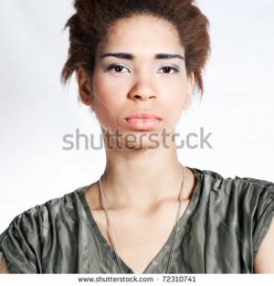 mulatto girl over white