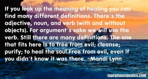 Quotes About Healing The Soul Pictures