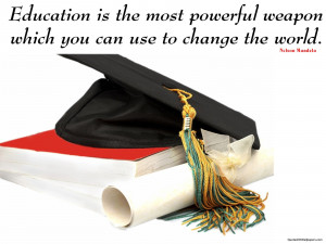 You can download Nelson Mandela Education Quotes Wallpaper in your ...