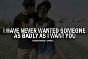 ... relationship relationship quotes badly couple wanted cute guy girl
