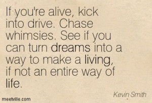 Kevin Smith Quote
