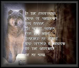 Wolf''s Dream Poem Photo: This Photo was uploaded by WanderOfLostPaths ...