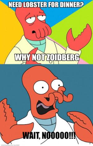 Zoidberg Funny Wallpaper Futurama Season