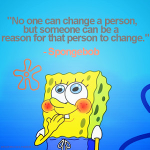 Spongebob Inspirational Quotes