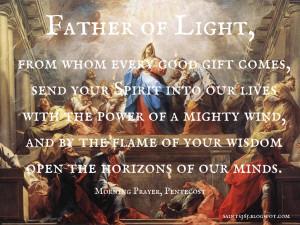 Five Favorites (Vol 3.): Pentecost Quotes