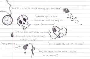 Love Drawings And Quotes Like