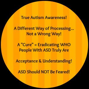 True Autism Awareness Autism Quotes For Parents