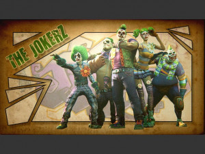 Gotham City Impostors Images