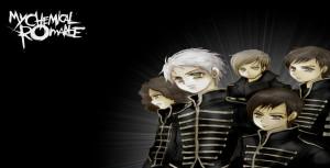 My Chemical Romance Anime