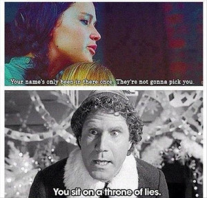 BLOG - Funny Hunger Games Quotes Movie