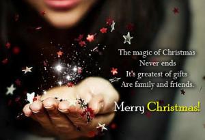 The True Magic Of Christmas