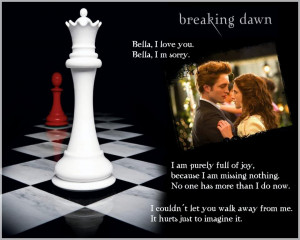 Breaking Dawn Quotes Image