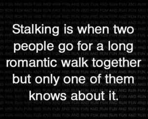 BLOG - Funny Pictures About Stalkers