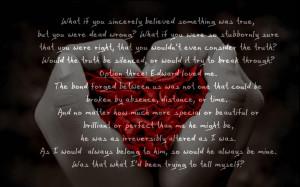 Twilight Phrases Fanpop...