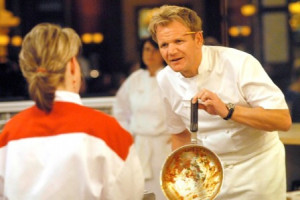 Hell's Kitchen: Chef Gordon Ramsay turns up the heat in season 5 of ...