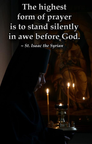 ... an opportunity for Adoration of the Blessed Sacrament more frequently