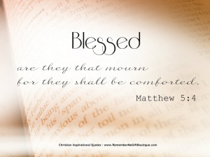 ... Inspirational Bible Verses in our Daily Inspirational Quotes section