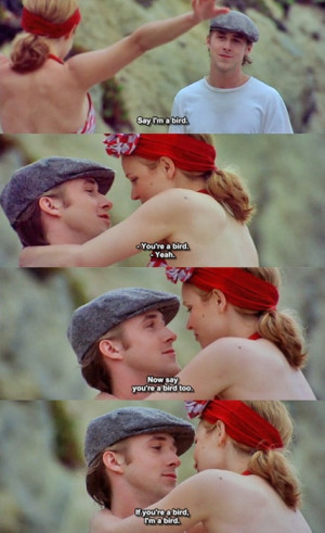 movie quotes, the notebook quotes