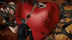 Bleeding Love Ada Hime