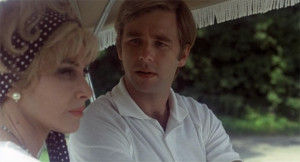 Lee Grant and Beau Bridges in Hal Ashby's The Landlord (1970)