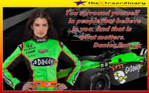 Biography of Danica Patrick