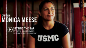 The Marine Corps Hopes to Attract Women By Telling Them They Can Be ...