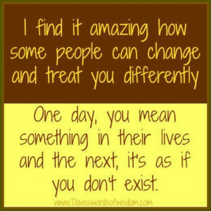 Some dishonest people do not deserve to be a part of our lives, for if ...
