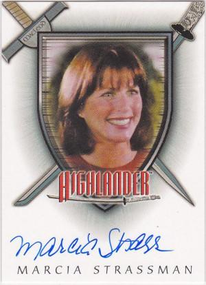 marcia strassman autographed