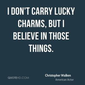 Lucky Charms Quotes
