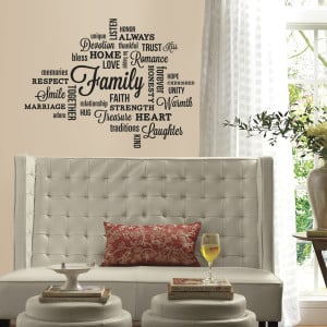 Home Home Decals Quotes & Sayings Family Quote Wall Stickers