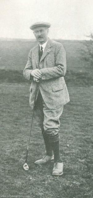 Harry Vardon Golf