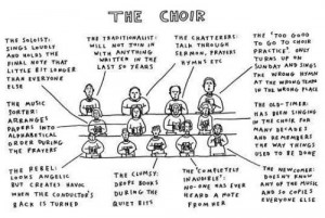 You are here: Home Groups Church Choir
