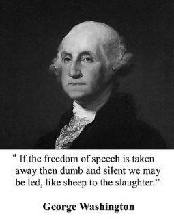 President George Washington Bible Quotes