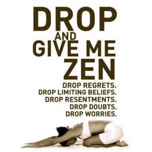 Awesome quote for all you yoga lovers!