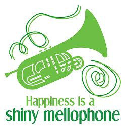 shiny_mellophone_round_sticker.jpg?height=250&width=250&padToSquare ...