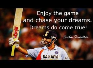 Famous Quotes on Sachin Tendulkar