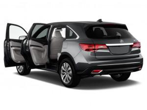 2014 Acura MDX FWD 4-door Tech Pkg Open Doors