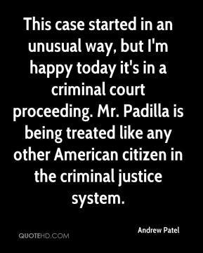 court cases quotes