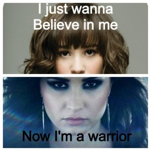 tumblr demi lovato warrior demi lovato warrior quotes tumblr ...