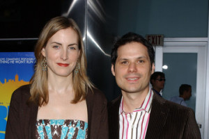 Michael Ian Black and Martha Hagen Pictures