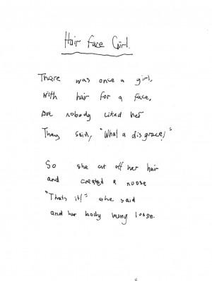 Cutting Yourself Poems Cutting yourself poems.