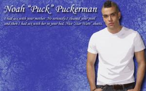 Puck noah puckerman