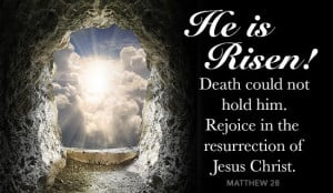 easter pictures christ has risen | Easter, He Is Risen - Free ...
