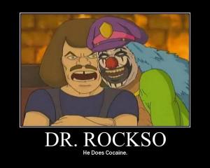 dr rockso Image