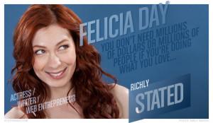 Felicia Day