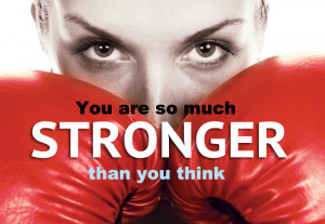 Boxing Workout Quotes for Women