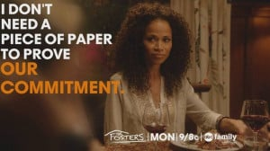 The Fosters ABC Family   Quotes